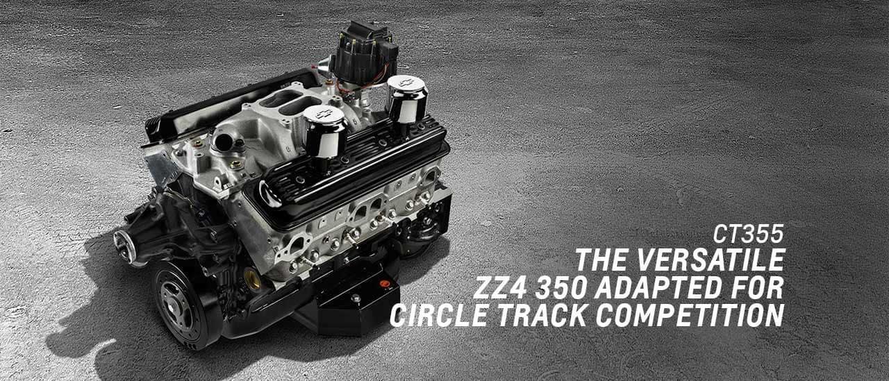 CT355 Engine
